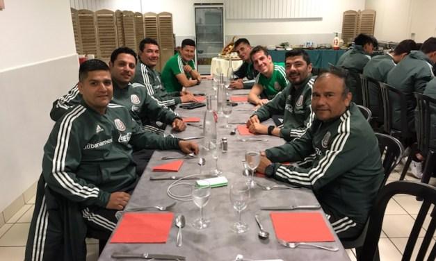 Carlos GOMEZ : La sélection mexicaine venait chercher un trophée, elle en ramène cinq !