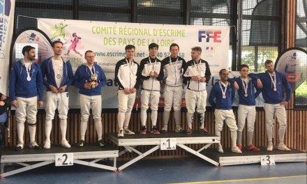 Championnat National d'escrime de la Fédération des Clubs de la Défense