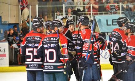 Ligue Magnus (J1) : Les Ducs d'Angers signent une première victoire à Mulhouse (2-0).