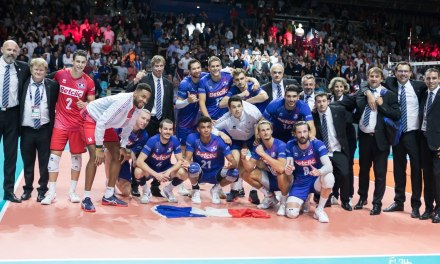 EuroVolley 2019 : Les Bleus à Paris !