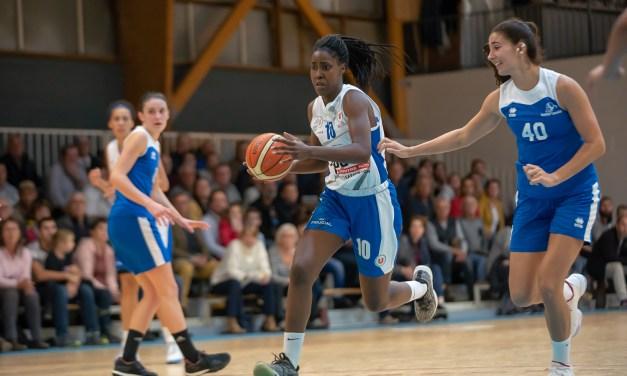 Les filles du Saumur Loire Basket 49 à Carmaux ce samedi pour un long et périlleux déplacement