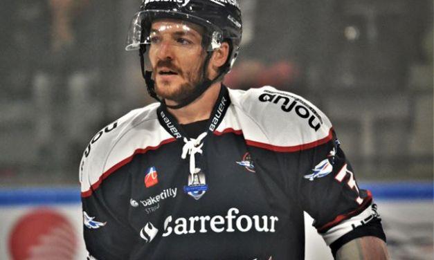 Clément MASSON : J'ai passé trois belles saisons à Angers, malgré aucun titre.
