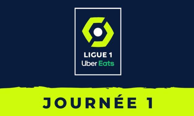L1 (J1) : Angers SCO débute par une victoire à Dijon (1-0).