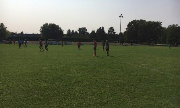 D2 (J1) : Angers SCA obtient un match nul miraculeux à Vernoil-Vernantes.