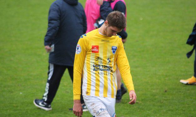 R1(J4) : Première défaite de la saison pour Angers NDC !