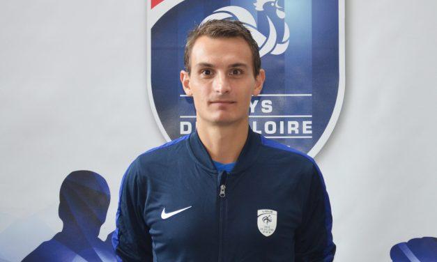 Baptiste JANNIOT : Le penalty en tant qu'arbitre
