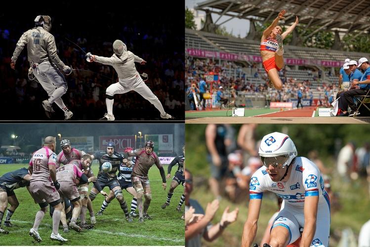 Club de sport : au delà de la compétition.