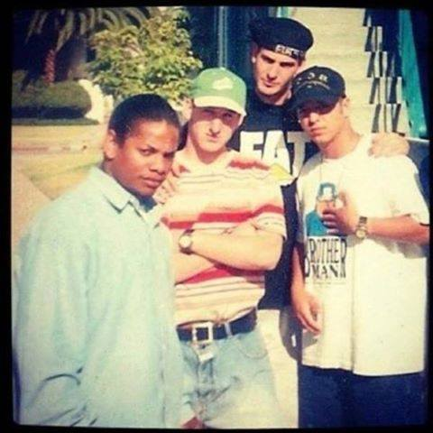 The Time Eazy E Signed Van Nuys Jewish Rappers Blood Of Abraham