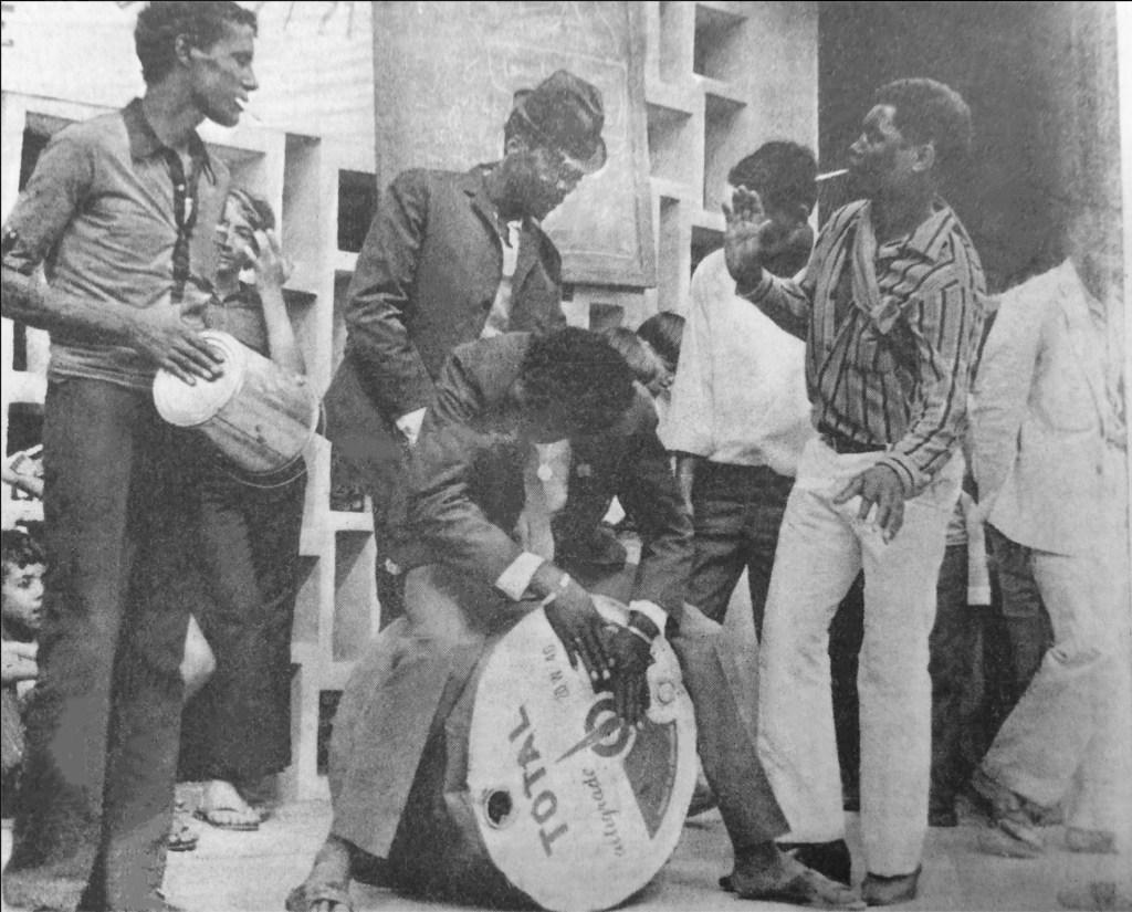 Maloya band 1971