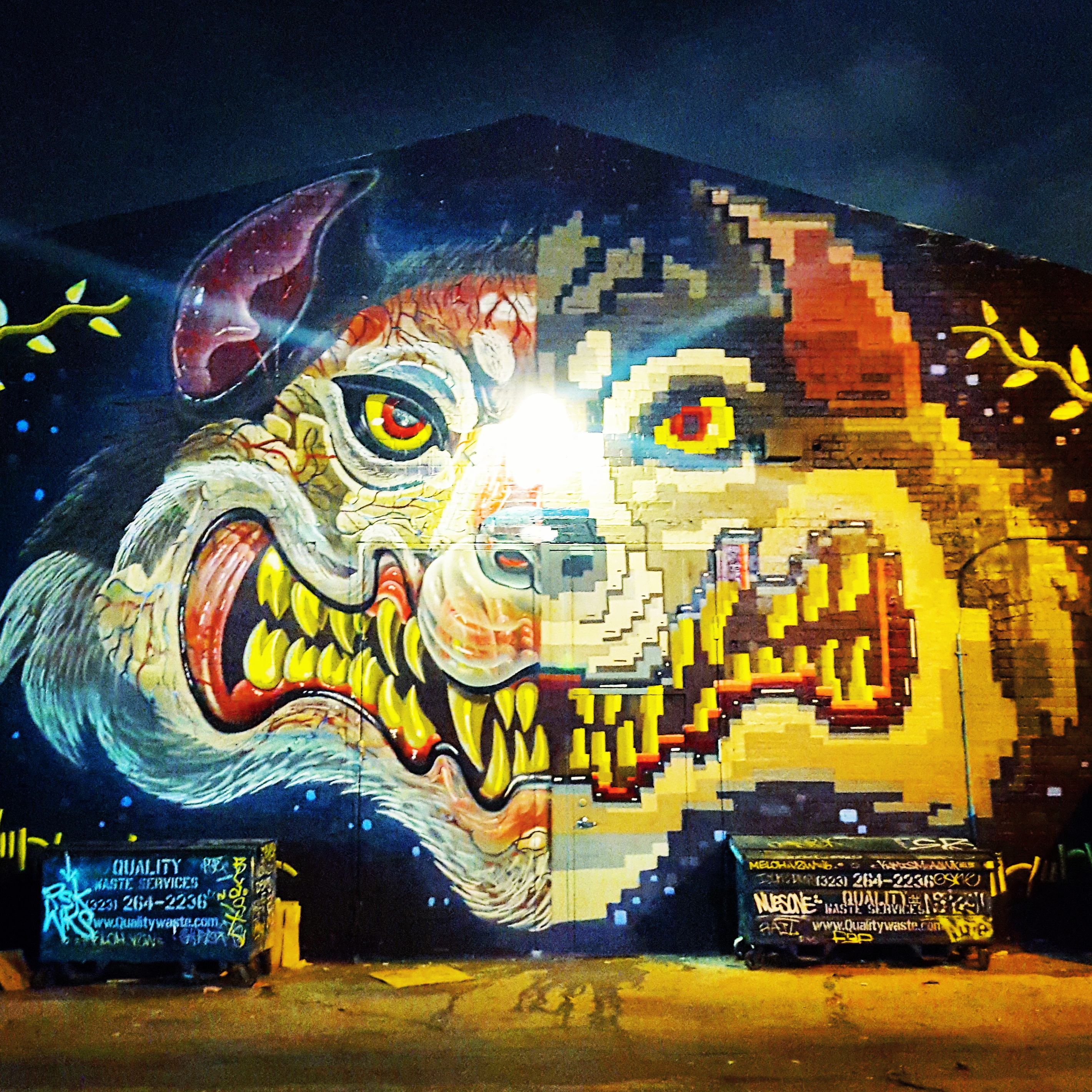 First Half of 2017: A Look at Street Art and Graffiti Around L.A. (A ...