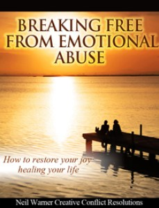 breaking free from emotional abuse