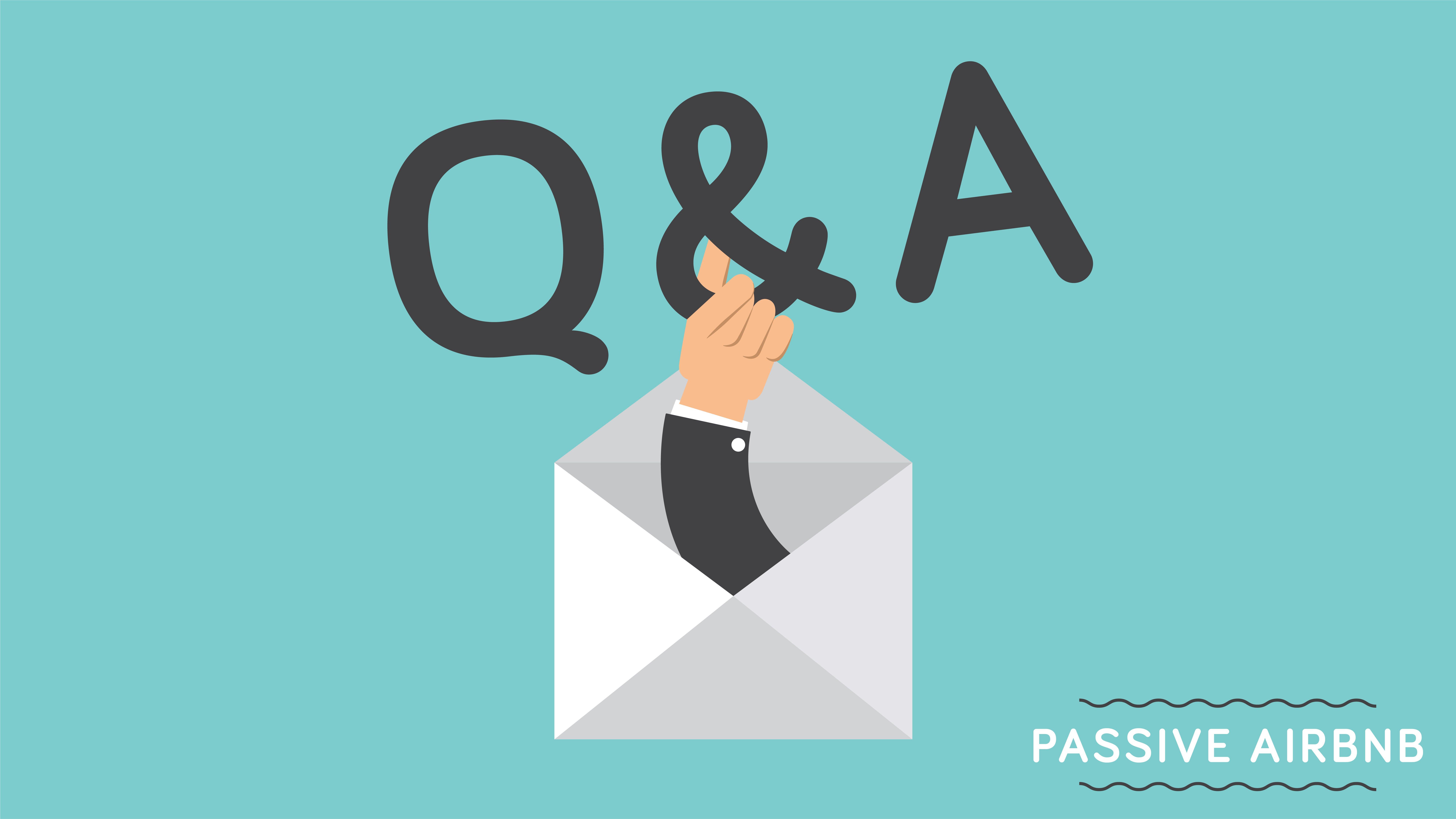 Asksam Q&As Passive Airbnb