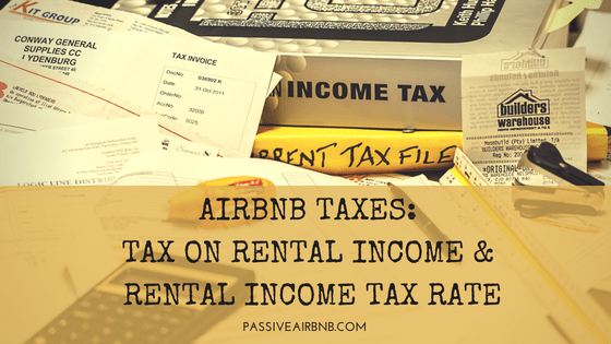 airbnb taxes tax on rental income and rental income tax rate. Black Bedroom Furniture Sets. Home Design Ideas