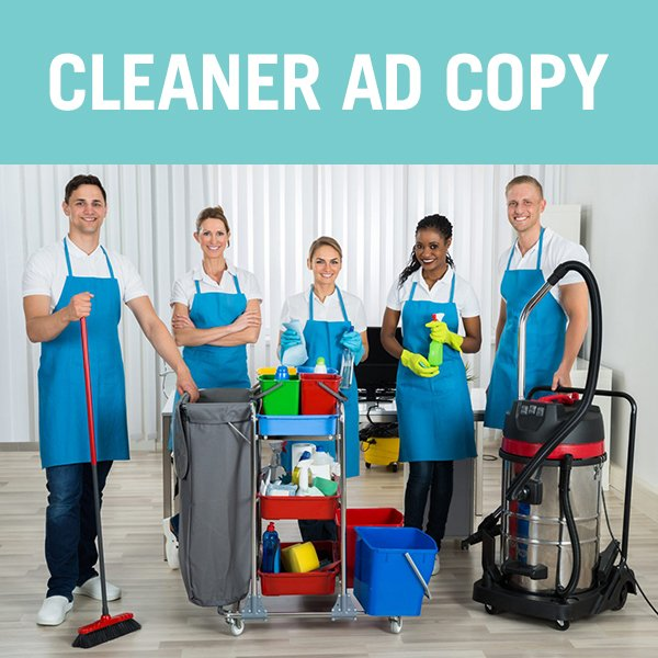 Cleaner Ad Copy