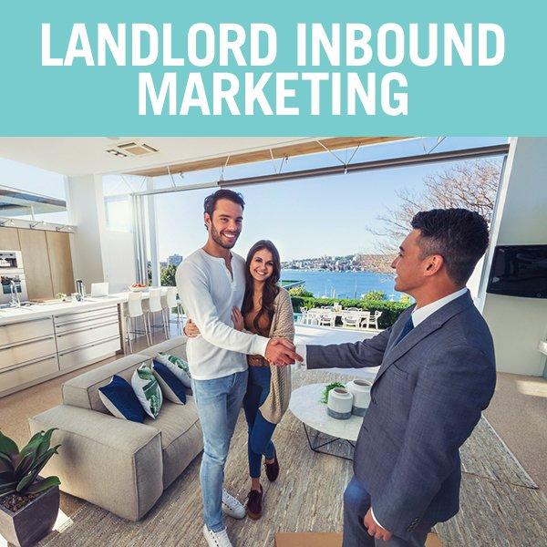 Landlord inbound marketing