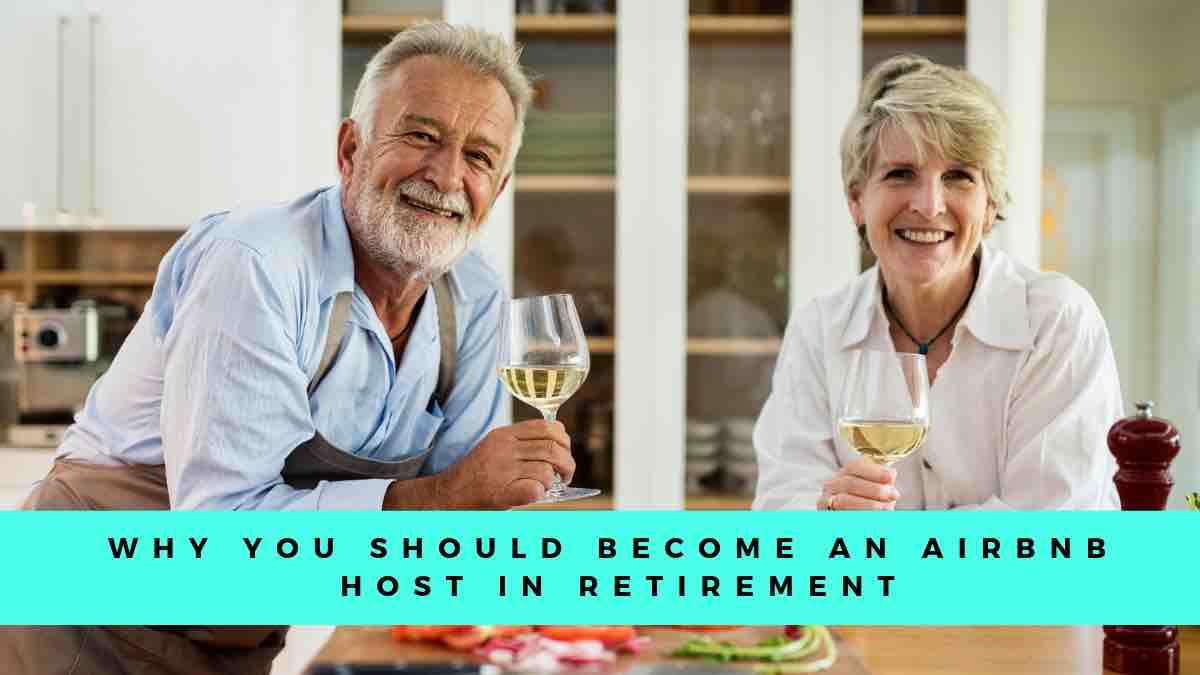 airbnb host in retirement