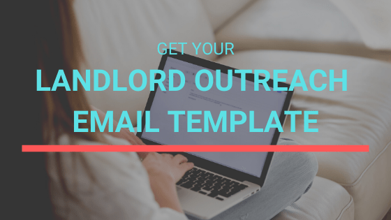 Landlord Outreach Email Template