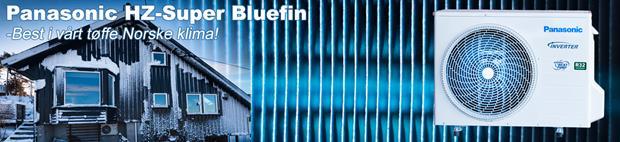 Panasonic HZ-Super Bluefin