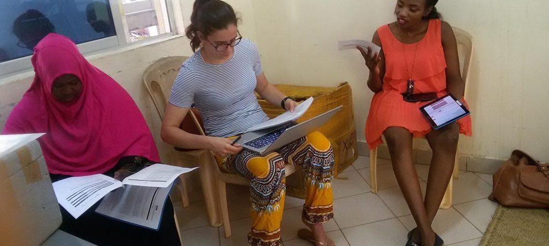 fare ricerca africa