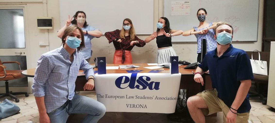 Consiglio direttivo Elsa Verona 20-21, presidente Lucrezia Bolla