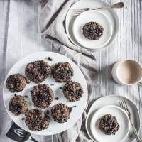 Superfood Morning Scuffins + Giveaway