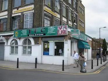 Turkish Food Centre Dalston