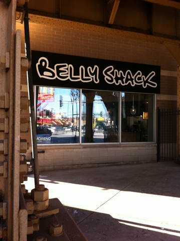 Belly Shack Outside