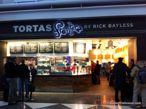 Tortas Frontera By Rick Bayless O Hare Airport Passport