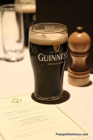 Guinness at The Gage