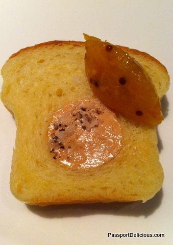 Next Brioche Foie Gras