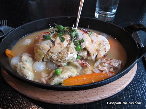 Chicken Sable Kitchen
