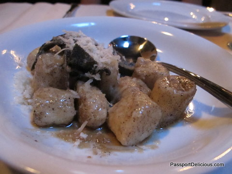 Antico Fried Sage Gnocchi