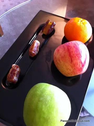 Jumeirah Fruit Plate