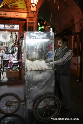 popcorn in damascus