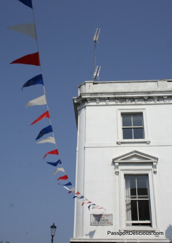 Notting Hill Royal Wedding