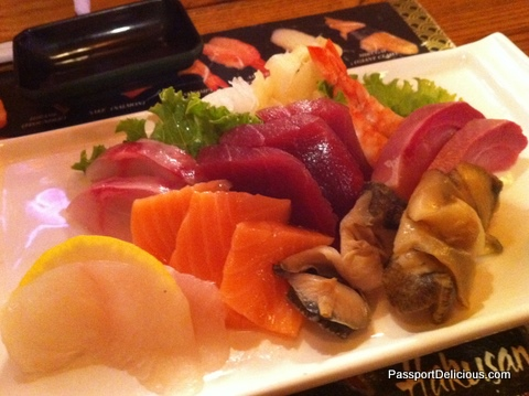Ginza Sashimi