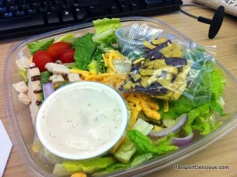 Walgreen's Salad