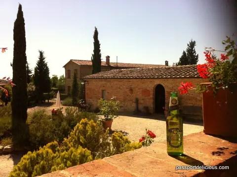 Roadie in Tuscany