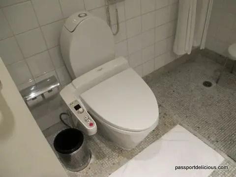 Emiliano Japanese Toilet!