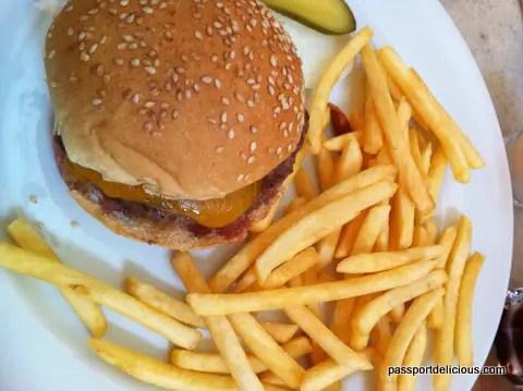 Ritz Burger