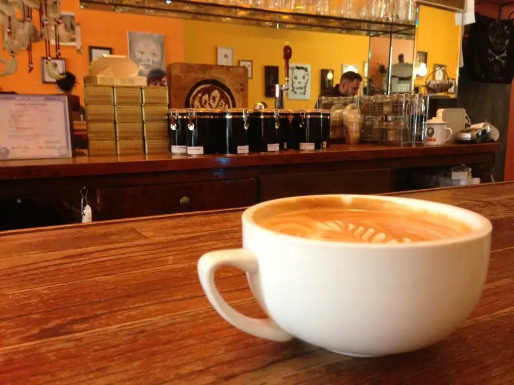 Big Shoulders Coffee Chicago Il