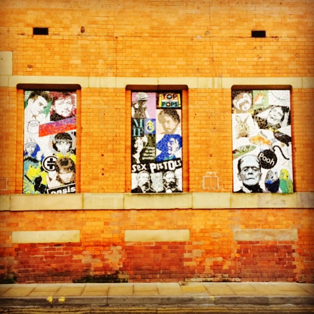 24 Hours in Manchester, England: Checking Out the Manchester Mosaics