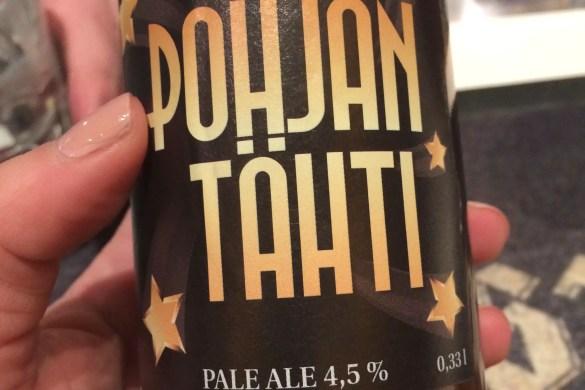 A Finnish Beer...Very Caramel