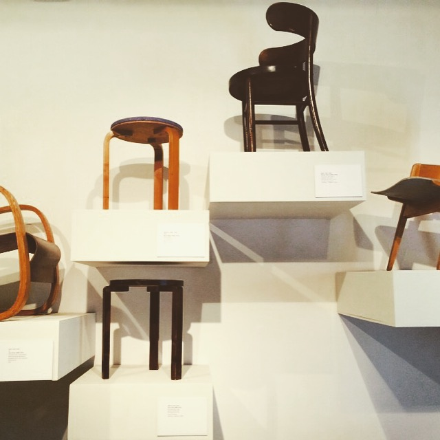 Visit The Design Museum during your weekend in Helsinki