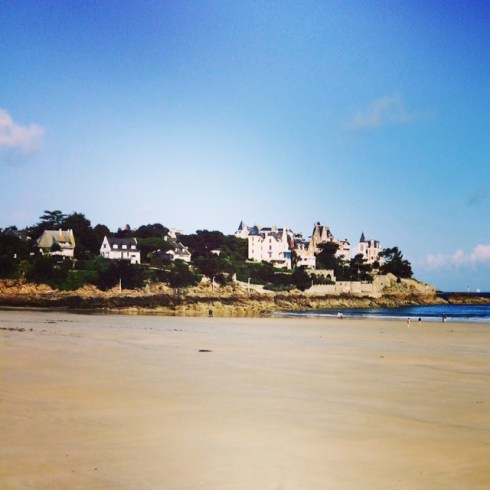Dinard: A lovely and relaxing stop on our drive from St. Malo to Caen