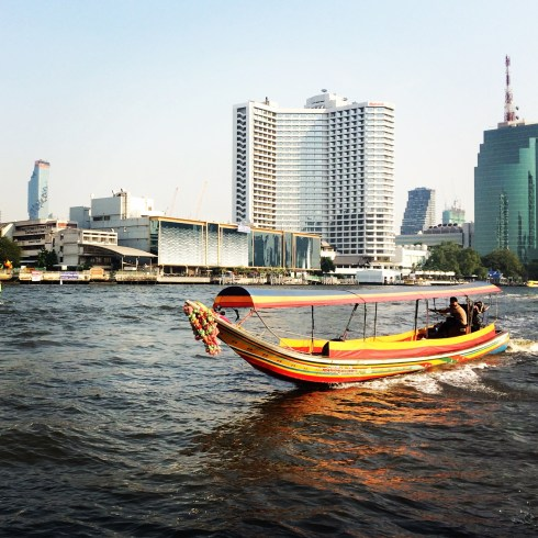Take to the river during this 2 days in Bangkok itinerary