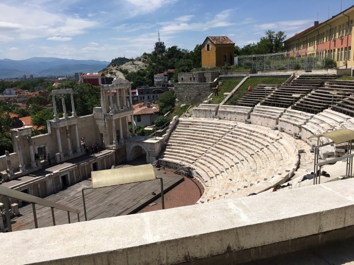Plovdiv is also a great day trip from Sofia