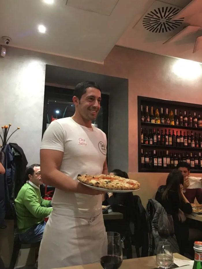 Ciro Salvo at 50 Kalo