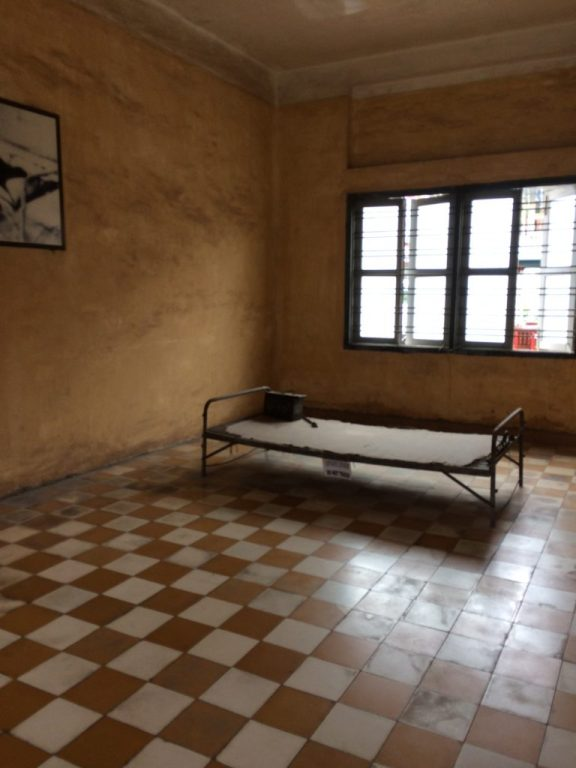 The Genocide Museum is one of the top things to do in Phnom Penh