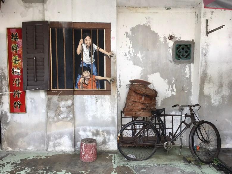 Penang Street Art is Fantastic!